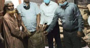 ময়মনসিংহ সদরে শুকনা খাবার পেলো ১১শত  হতদরিদ্র জনগোষ্ঠী