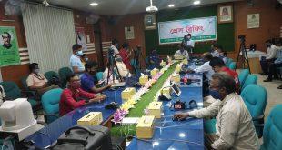 চাঁপাইনবাবগঞ্জে শর্ত সাপেক্ষে লকডাউন।। ১০ বিধি নিষেধ আরোপ